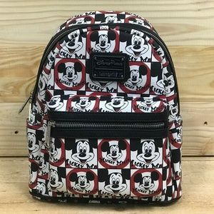 The Mickey Mouse Club Mini Backpack by Loungefly